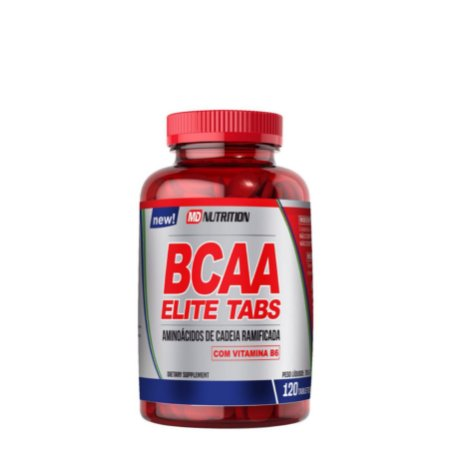 BCAA ELITE TABS - 120 caps