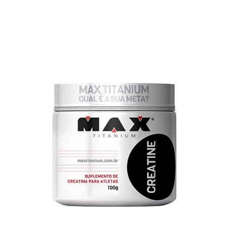 Crea. 100g - Max Titanium