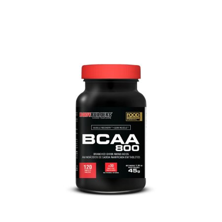 BCAA 800 - Bodybuilders (120caps)