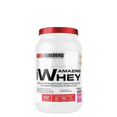 100% Amazing Whey (900g) - Bodybuilders