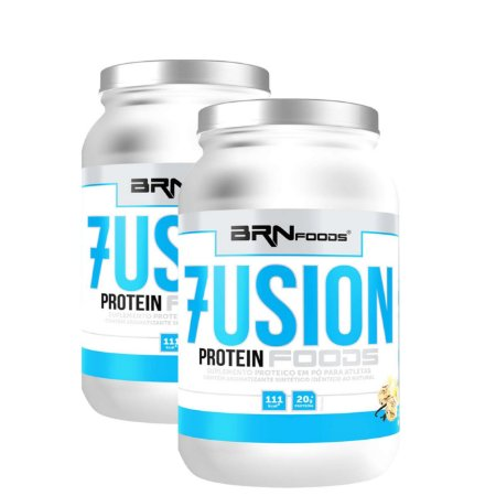 2X Fusion (900g cada) - BRN FOODS