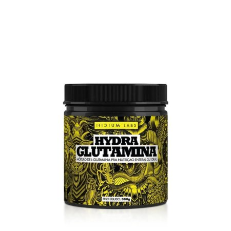 Hydra Glutamina (300g) - Iridium Labs