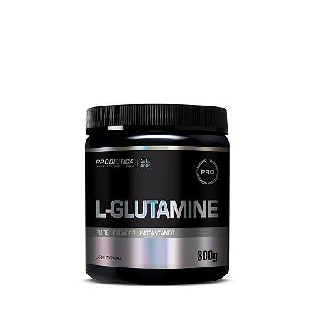 L-GLUTAMINE (300G) - PROBIÓTICA