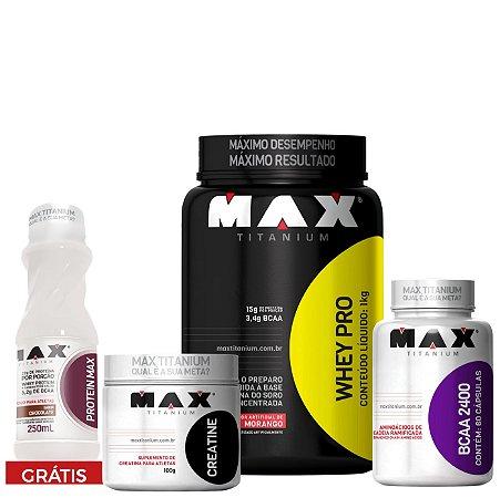 Protein Max Pro Combo - Max Titanium