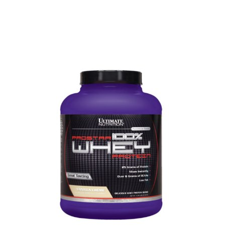 WHEY PROSTAR PROTEIN (5,28lbs) - ULTIMATE NUTRITION
