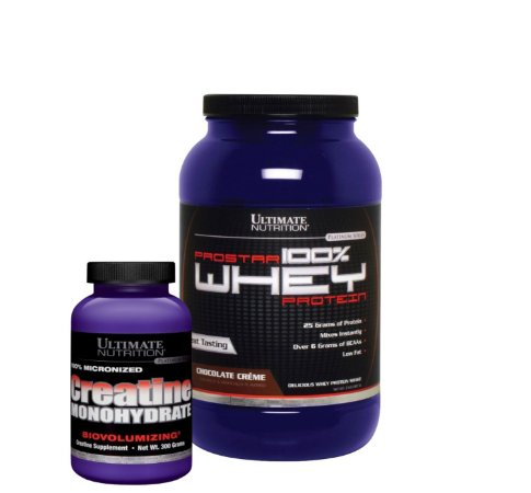 Combo Ultimate Nutrition (2lbs)