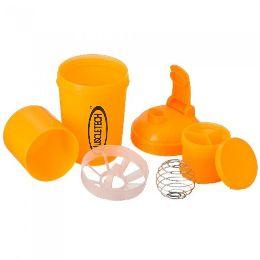 Coqueteleira com compartimento - Muscletech