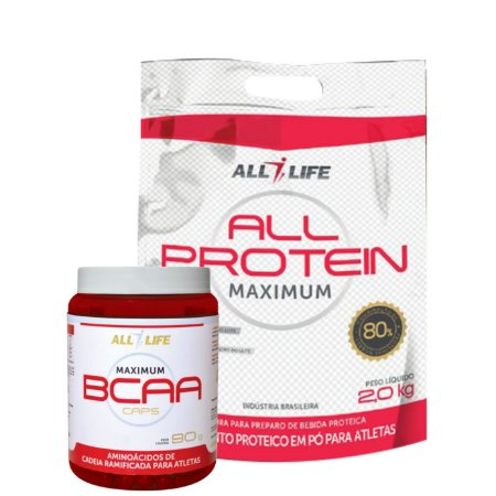 All Protein Combo (2kg) - All Life