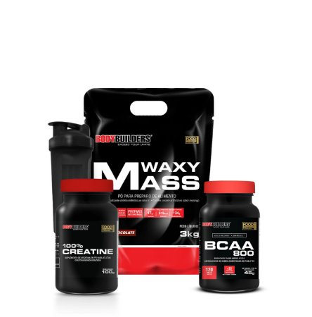 Super Mass Combo (3kg) - Bodybuilders