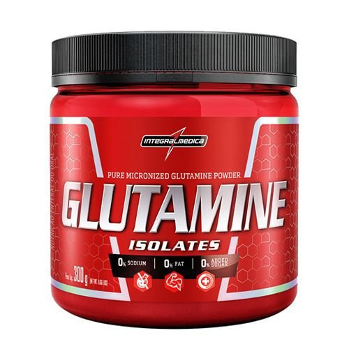 Glutamine Natural  300g - Integralmedica