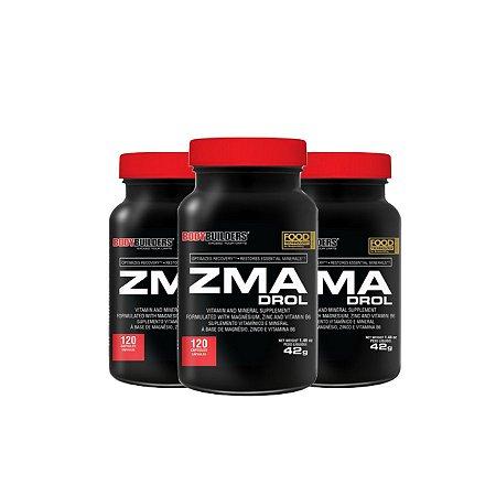 X3 ZMA (120Caps) - Bodybuilders