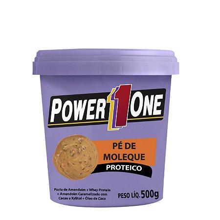 Pasta de Amendoim Pé de Moleque (500g) - Power One