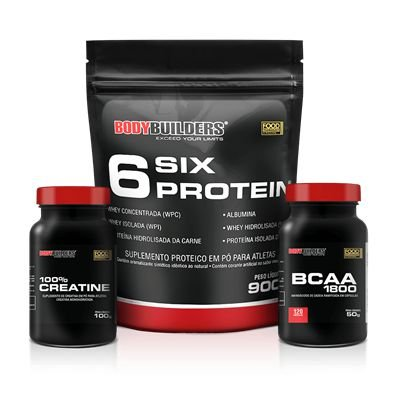 Six Protein (900g) - Bodybuilders