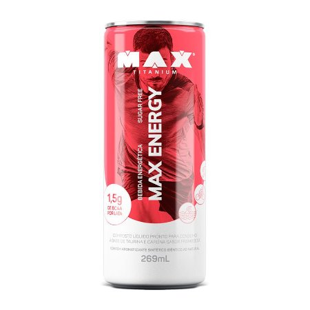 Max Energy (269ml) - Max Titanium
