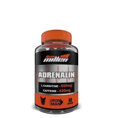 Adrenalin (60caps) - New Millen