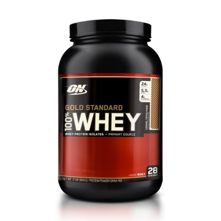 Whey Gold 100% Doce de Leite - Optimum Nutrition