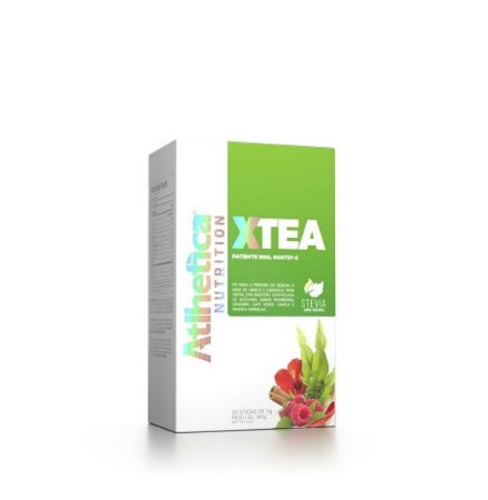 X-Tea (20 sticks) - Atlhetica