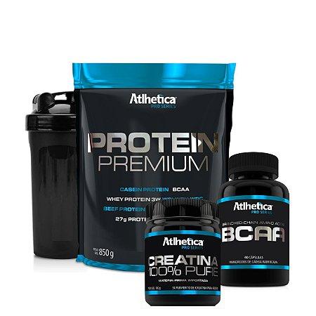 Protein Premium Combo - Atlhetica