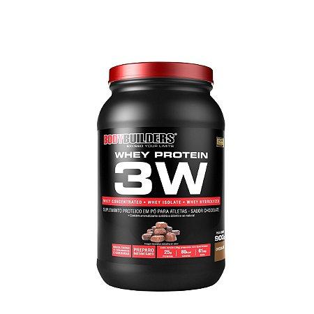 Whey Protein 3W (900g) - Bodybuilders