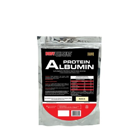 Albumin Protein (500g) - Bodybuilders