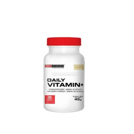 Daily Vitamin (90 Cáps) – Bodybuilders
