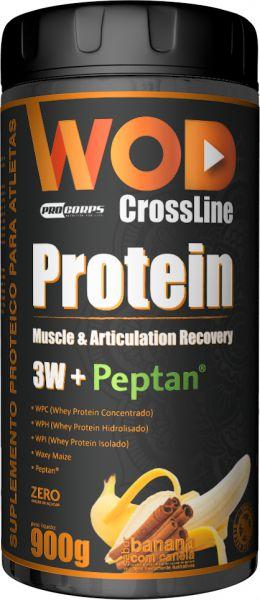 Wod Protein 3w + Peptan (900g ) - ProCorps
