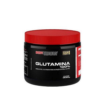 Glutamina 100% (300g) - Bodybuilders