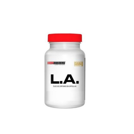 L.A Cartamo (240 Cáps) - BodyBuilders