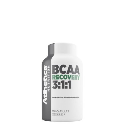 Bcaa Recovery  3:1:1 (120CAPS) - Athletica Nutrition