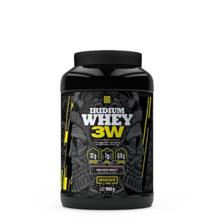 Whey Protein 3W (900g) - Iridium Labs