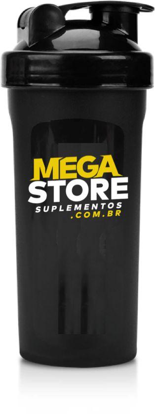 Coqueteleira (700ml) - Mega Store Suplementos