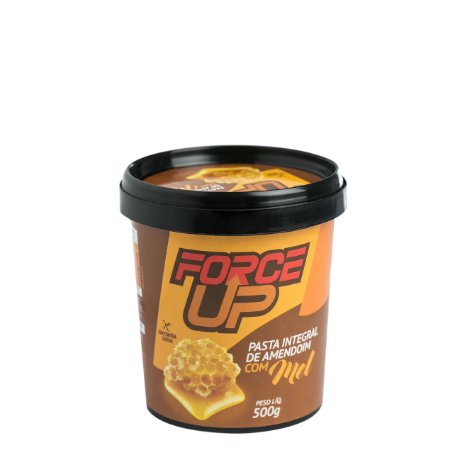 Pasta de Amendoim (500g) - Force Up