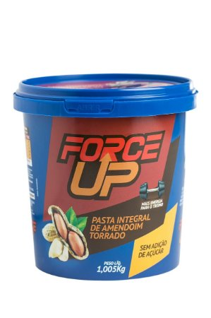 Pasta de Amendoim (1Kg) - Force Up