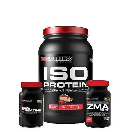 Iso Protein Combo (900g) - Bodybuilders