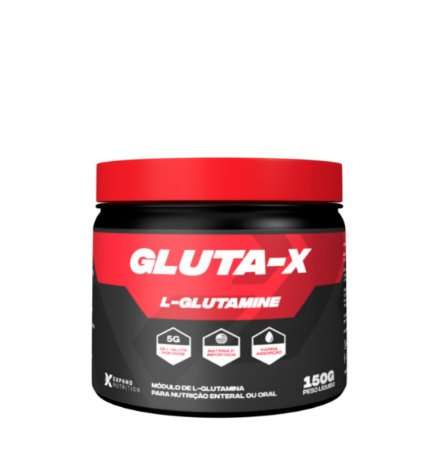 Glutamina X  (150g) - Expand Nutrition