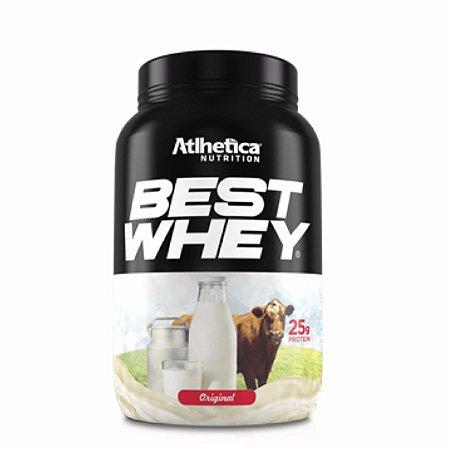 Best Whey (900g) Atlhetica Nutrition - Original