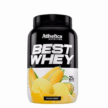 Best Whey (900g) Atlhetica Nutrition - Milho Verde