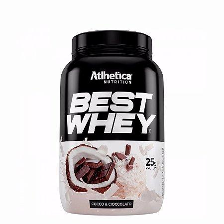 Best Whey (900g) Atlhetica Nutrition - Cocco Ciocolatto