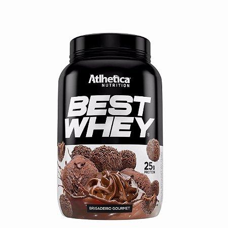 Best Whey (900g) Atlhetica Nutrition - Brigadeiro