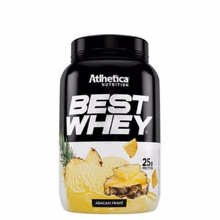 Best Whey (900g) Atlhetica Nutrition - Abacaxi