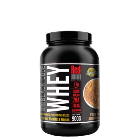 Whey Black Code (900g) - Red Series