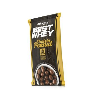 BEST WHEY PROTEIN PEANUT ( 1 UNIDADE ) - ATLHETICA NUTRITION