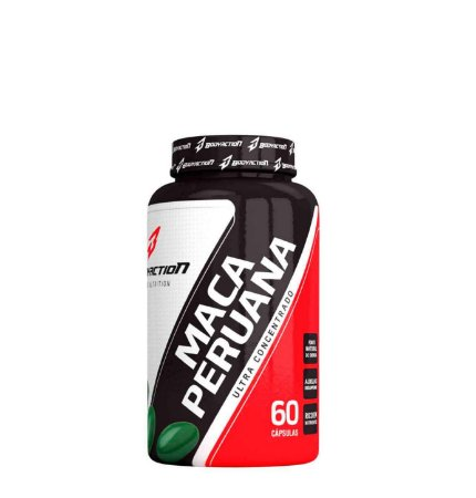 Maca Peruana (60 Cáps) - Body Action