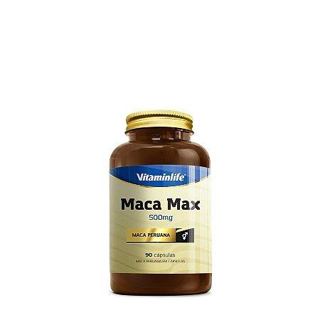 Maca Max 500mg (90 caps) - Vitaminlife