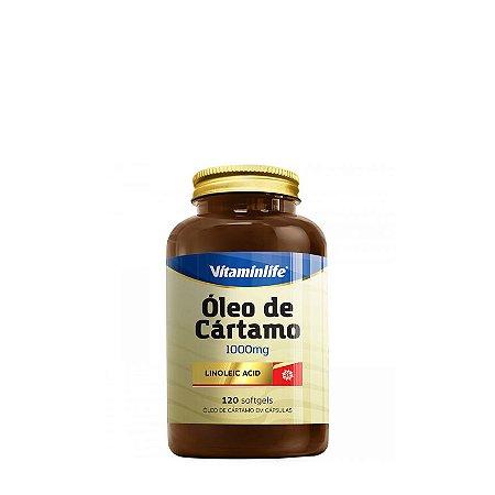 Óleo de Cártamo (120 caps) - Vitaminlife