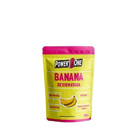 Banana Desidratada (30g) - Power One