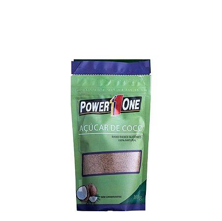 Açúcar de Coco (100g) - Power One