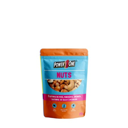 Mix Nuts (25g) - Power One