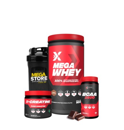 X- RED Combo (900g) - Expand Nutrition