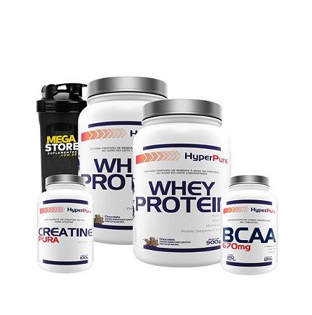 2x Whey Protein Kit (1,8kg)